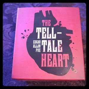 Tell-Tale Heart Mini Book